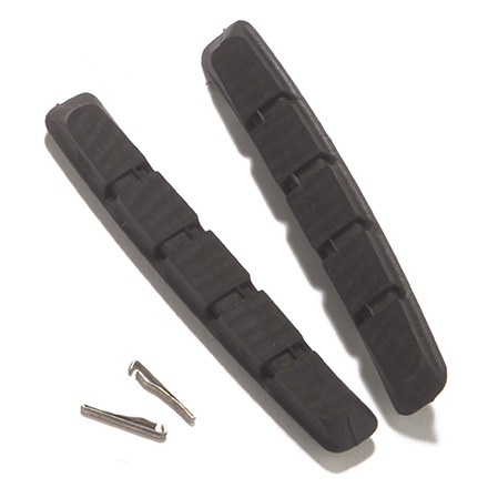 Fitness These wear-resistant Shimano V-brake pads bring high performance to mountain bike riding. - $6.00