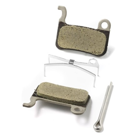 MTB These A01S pads replace worn ones on your Shimano disc brakes. - $19.00