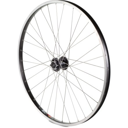 MTB The Shimano Deore/Sun Rhyno Lite Disc MTB 29er front wheel boasts excellent value and performance for big-wheeled fun on the trails. - $95.00