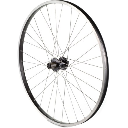 MTB Tried and true, the Shimano Deore/Sun Rhyno Lite Disc MTB 29er rear wheel offers excellent value and performance for your 29er. - $105.00