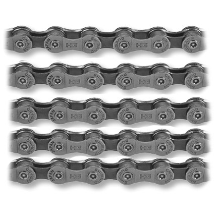 Fitness Narrow, high quality Hyperglide chain for use with 7- or 8-speed Hyperglide drivetrains. - $17.93