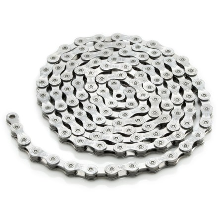 Fitness The new Shimano XTR CN-7701 super-narrow, 9-speed HG (hyperglide) chain features precision construction and has improved durability. - $29.95