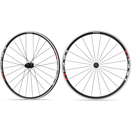 Fitness Durable and versatile, the Shimano WH-R-501A clincher wheel set offers dependable performance for everyday riding. - $137.95