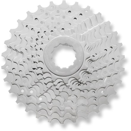 Fitness The Shimano Tiagra CS-4600 10-speed cassette provides a wide range of gears and durable construction for easy, lasting spinning. - $36.93