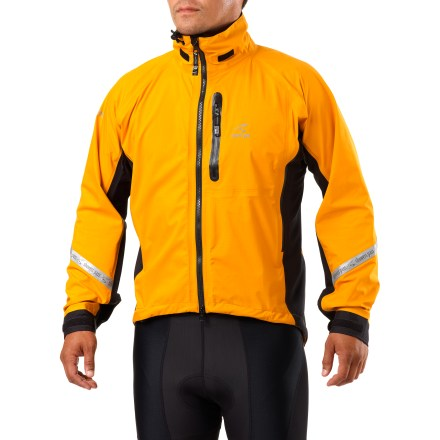Fitness From organized bike tours to everyday commuting, the Showers Pass Elite 2.1 bike jacket uses eVent(TM) fabric for amazing waterproof, breathable protection. - $249.00