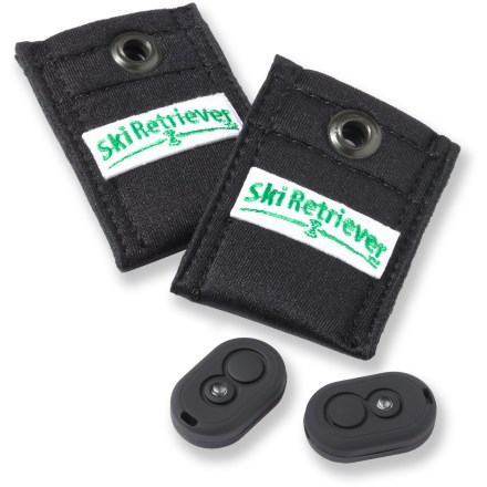 Ski Use the Ski Retriever Tag Kit to add location coverage to a second pair of skis. - $48.83