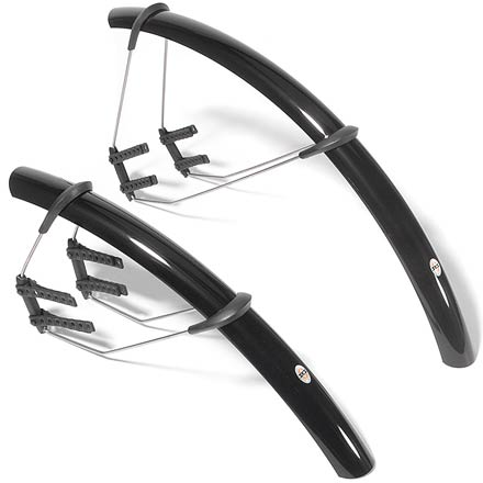 Fitness These minimalist, easy-to-use SKS Race Blade XL fenders are for use with your road bike. - $28.93