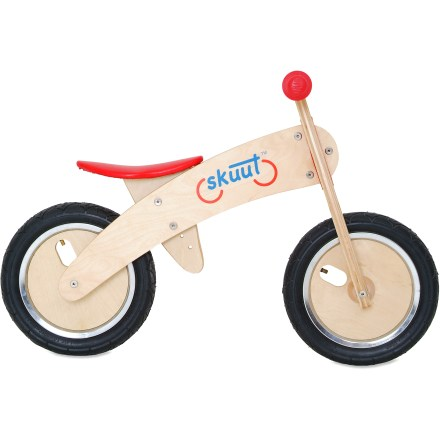 Fitness Perfect for learning the balance, steering and coordination needed for bike riding, the award-winning Skuut Balance bike is designed for kids aged 2 - 5. - $69.93