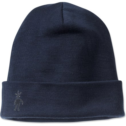 Entertainment Thin and lightweight, this smart-looking cuffed beanie provides the soft feel and easy warmth of merino wool without the itch and smell of wool. - $28.00