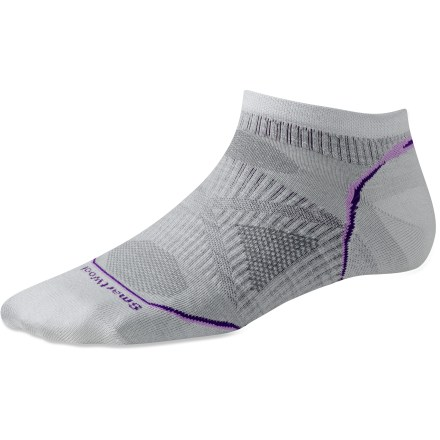 Fitness New, improved SmartWool PhD socks are more advanced than ever! Running Ultra Light Micro socks feature innovative new fabric, a more comfortable fit and smart design details that enhance performance. - $7.83