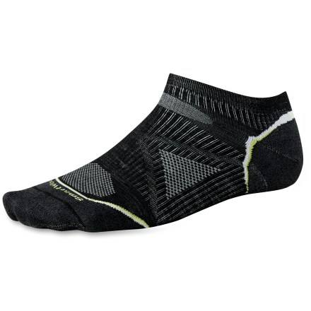 New SmartWool PhD socks are more advanced than ever! Outdoor Ultra Light Micro men's socks feature innovative new fabric, a more comfortable fit and smart design details that enhance performance. - $7.83