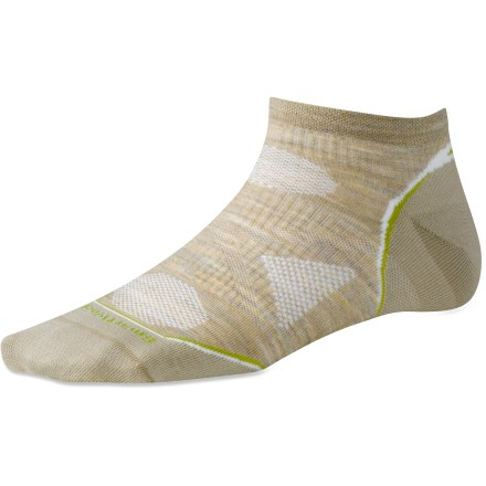 New, improved SmartWool PhD socks are more advanced than ever! Outdoor Ultra Light Micro socks feature innovative new fabric, a more comfortable fit and smart design details that enhance performance. - $7.83