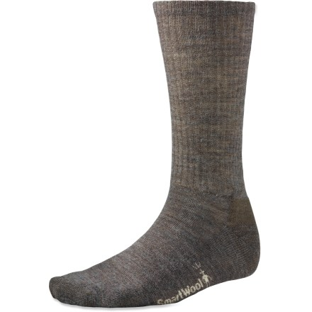 The SmartWool Heathered Rib socks are a sound choice for daily activities. - $18.95