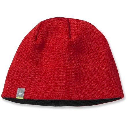 Entertainment Don't let cold ears ruin the fun. Keep your head warm with the SmartWool Lid beanie. - $20.93
