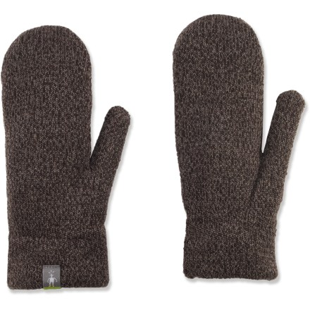 The aptly named SmartWool Cozy mittens keep your hands toasty on chilly winter days. - $7.83