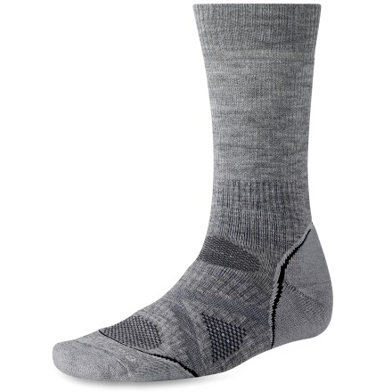 Ski The men's PhD Nordic Medium Socks are new and improved, and better than ever. They feature innovative new fabric, a more comfortable fit and smart design details that enhance performance. - $11.93