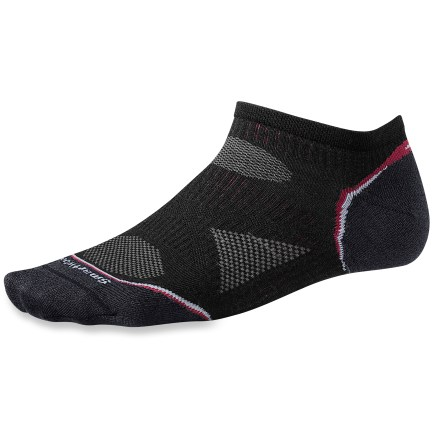 Fitness Avoid sock tan lines! The SmartWool PhD Cycle Ultra Light Micro bike socks feature an innovative new fabric, a more comfortable fit and smart design details that enhance performance. - $11.93