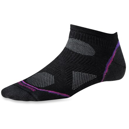 Fitness The SmartWool PhD Cycle Ultra Light Micro bike socks feature an innovative fabric, a more comfortable fit and smart design details that enhance performance whether you're riding pavement or dirt. - $15.95