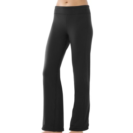 Fitness The SmartWool PHD HYFI pants supply comfort to fast-paced winter workouts and adventures. - $89.73