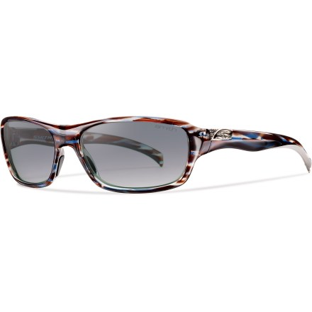 Entertainment The women's Smith Heydey polarized sunglasses nurture your active spirit by providing compact, lightweight protection for your eyes. - $119.00