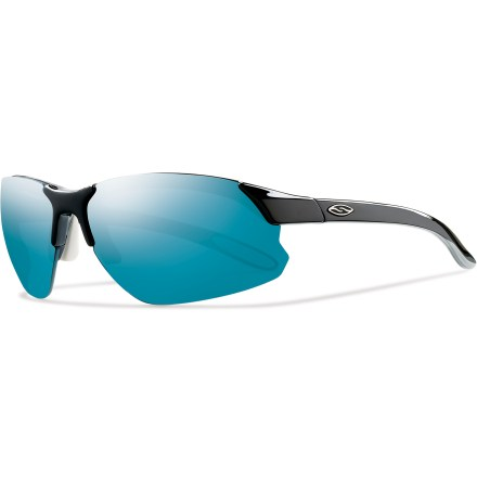 Entertainment Providing maximum coverage, these Smith Parallel D-Max interchangeable sunglasses allow unobstructed peripheral vision-ideal for trail running, cycling or a day on the water. - $129.00