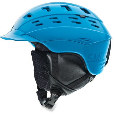 Ski The men's Smith Variant Brim snow helmet with Boa(R) fit system lets you enjoy the descent without overheating thanks to its adjustable ventilation and state-of-the-art technology. - $83.83