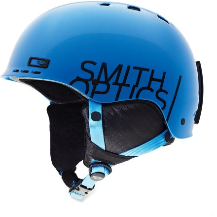 Ski The essential protection of the Smith Holt snow helmet lets you hit kickers, ride rails and land jumps with an added measure of security. - $60.00