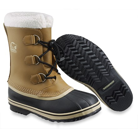 These Sorel Yoot Pac winter boot classics provide legendary warmth and protection for your kids as they romp around in the cold and snow. - $36.83