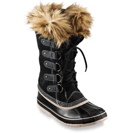 Camp and Hike Meet the heroine of the Sorel winter boot lineup-the Joan of Arctic blends fearless winter performance with cute style for a competent winter boot. - $89.83
