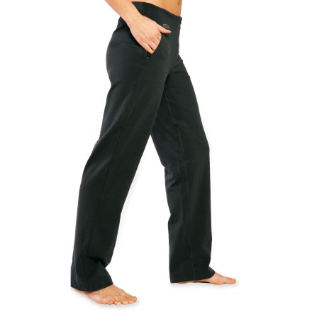 Ski The SportHill Traverse II pants in women's petites have it all-durable fabric, clean styling and a comfortable fit that will make you want to wear them all day long. - $49.83