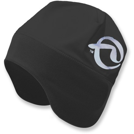 Ski The SportHill InFuzion Energy beanie keeps you warm while enjoying cold-weather runs. Polyester/spandex blend fabric is moisture wicking and quick drying. Extended earflaps for extra warmth. Closeout. - $12.93