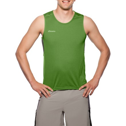 Fitness The SportHill Ridge tank top is built for trail runners. - $15.73