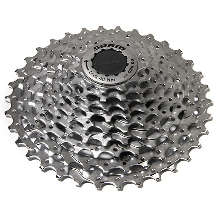 MTB The high-performance PG-980 9-speed mountain bike cassette provides smooth-as-silk shifting! - $51.93