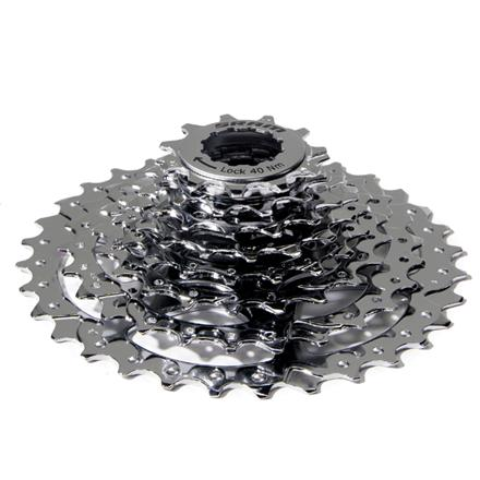 MTB Add more lower-end gearing for hill climbing with this 8-speed cassette. - $27.00