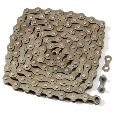Fitness The SRAM PC-1 chain is compatible with single-speed systems and includes a snap-lock connector link. - $9.00