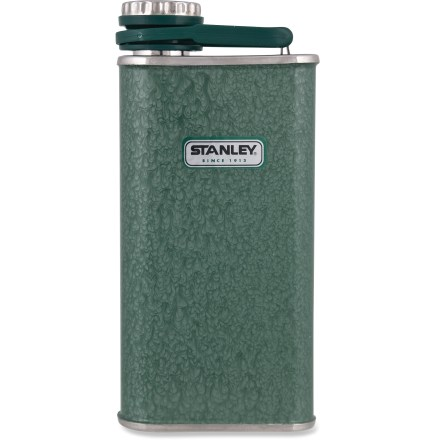Camp and Hike Like a little reward after a hard day on the trail? Transport 8 fl. oz. of your favorite spirit in the Stanley Classic flask. - $24.00