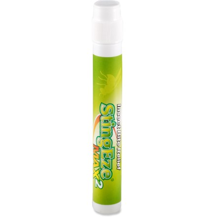 Camp and Hike Sting Eze Max 2 insect bite relief pen features double the amount of benzocaine in the original Sting Eze to bring faster relief to the worst bites and stings. - $5.00