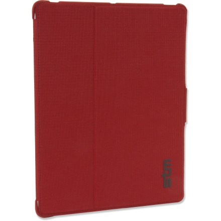 Entertainment The STM Skinny 3 case offers a sleek design with great protection for the iPad 3rd generation. - $8.83