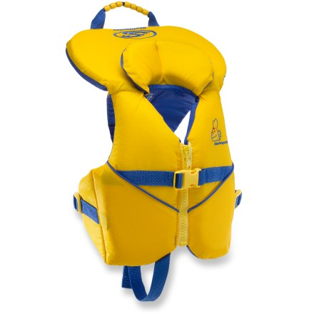Kayak and Canoe Designed for toddlers and infants weighing up to 30 lbs., the Stohlquist PFD enhances safety and comfort on the water. - $59.95
