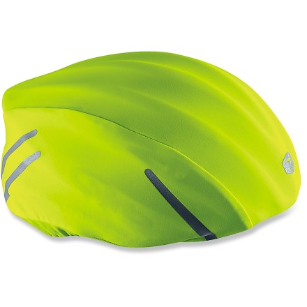 Fitness Don't let winter weather stop you from riding-this helmet cover blocks chilly drafts and keeps out rain and snow for a more enjoyable ride. - $13.83