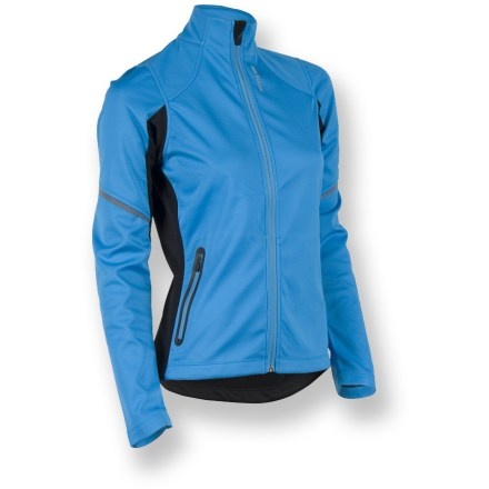 Fitness The Sugoi Firewall 220 Zip jacket is a sound choice for cold-weather rides. - $50.73