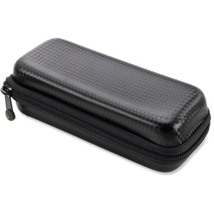 Entertainment The SunCloud Trekker semi-hard case protects your sun- or eyeglasses when stashed in your bag or suitcase. - $9.95