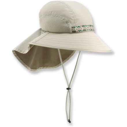 Wherever your weekend adventures take you-this Sunday Afternoons Adventure hat will provide your head with full coverage against the elements. - $39.00