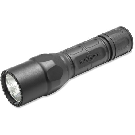 Camp and Hike The high-intensity, single-output SureFire G2X Tactical LED flashlight blasts a bright beam that illuminates the trail ahead so you can find your way. - $52.83