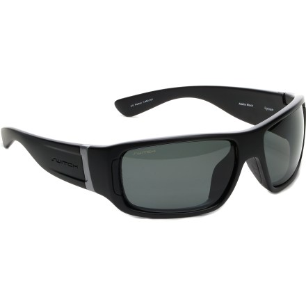 Entertainment While the Switch Lycan sunglasses may not grant you the superhuman senses of the werewolf, they will bestow the boons of glare-reducing polarized lenses and a speedy magnetic lens interchange system. - $103.93