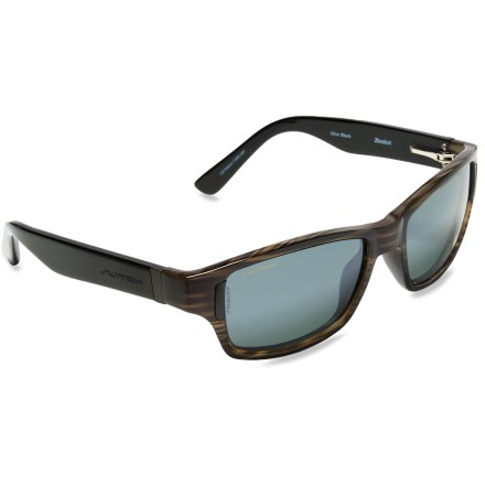 Entertainment Whether you need to pump up the color or reduce the glare, the Switch Zealot polarized sunglasses offer a speedy magnetic lens interchange system to swap out lenses as light conditions change. - $131.93