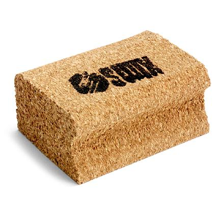 Ski The Swix Natural cork is excellent for smoothing hard wax onto skis or snowboards. - $4.95