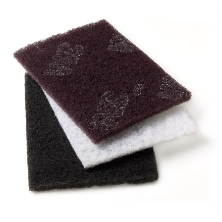 Ski When preparing to wax skis or snowboards, use the Swix Fibertex nylon pads for base cleanup. - $12.00