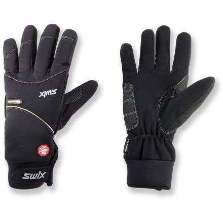 Ski Don't let the cold of winter keep you from having fun. Pull on the Swix Icon gloves and get out on the cross-country trails. - $16.83