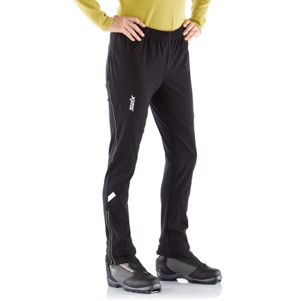 Ski These slim-fitting Swix Bergan soft-shell tights are designed to move with you and deter the elements without compromising breathability, keeping you comfortable during cold-weather activity. - $90.93